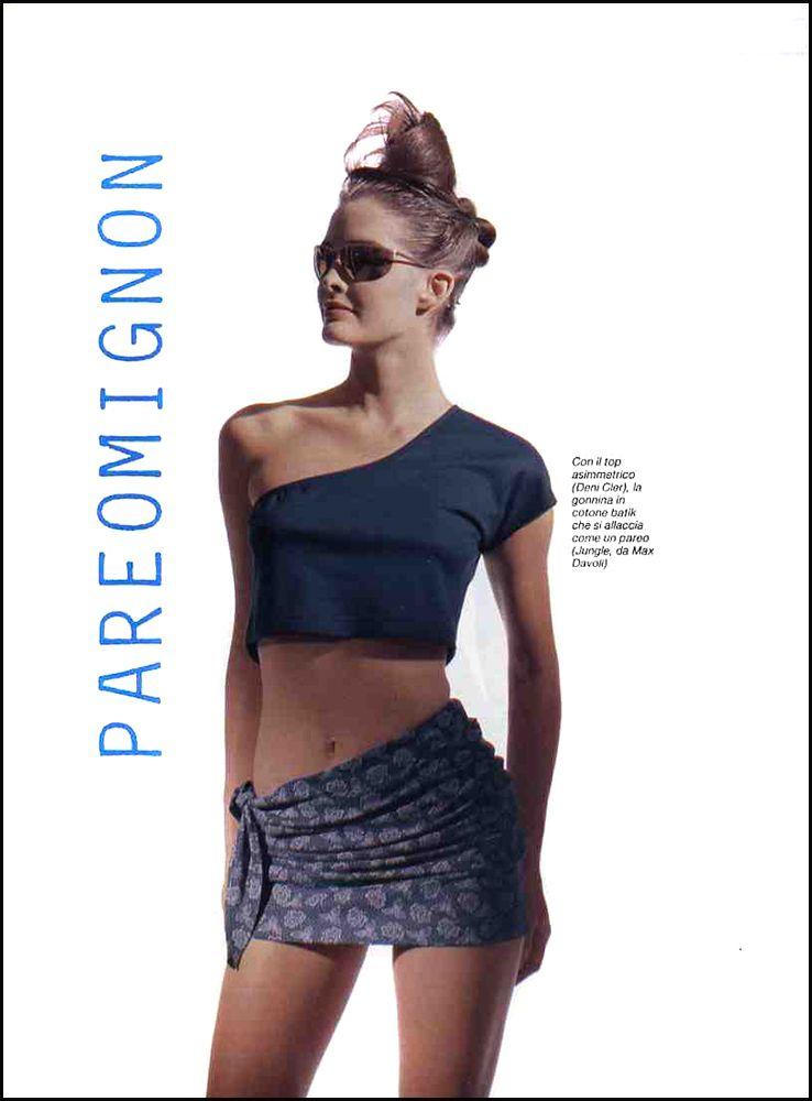 Fashion Magazine Archives - Eliot Siegel Portraits